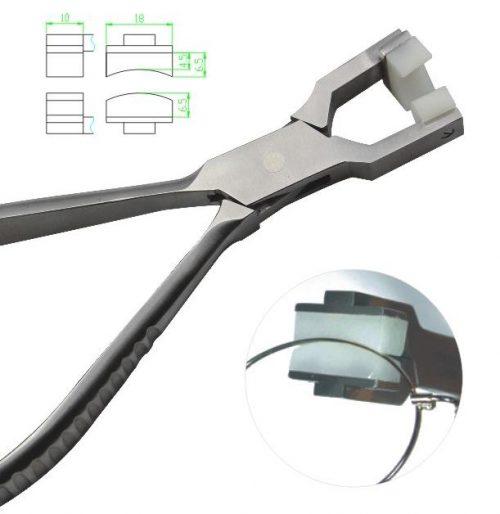 3T-AB28 Nylon Eyewire Shaper 18mm