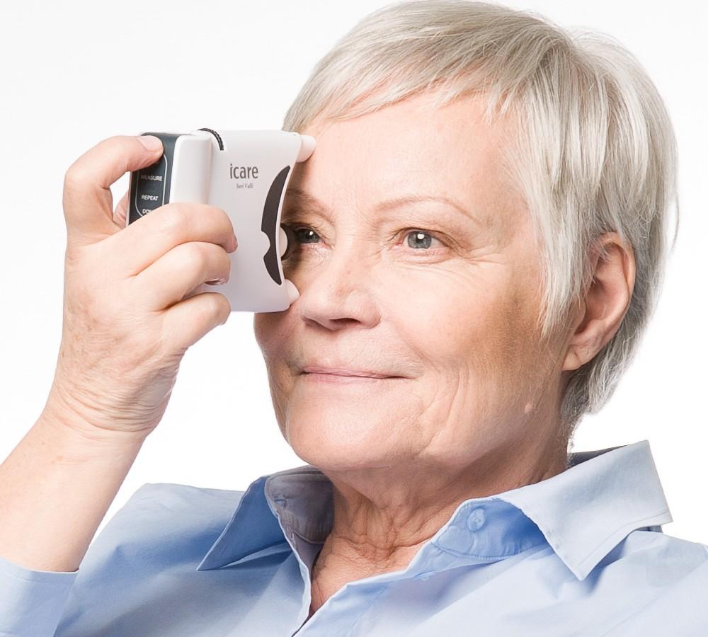 Глазное давление в домашних условиях 227