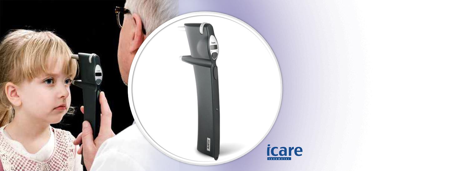 Icare TA01i tonometer promotion