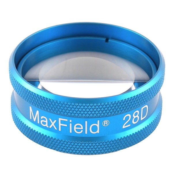 Maxfield 28D Lens Blue