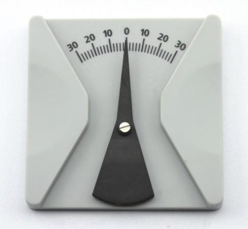 3T-015A Protractor for Pantoscopic Angle