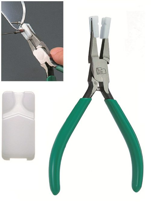 Bicoh Japan CS-1 Temple Adjusting Pliers with Delrin Jaws