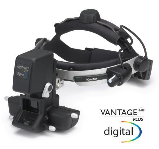 Keeler Vantage Plus Digital Binocular Indirect