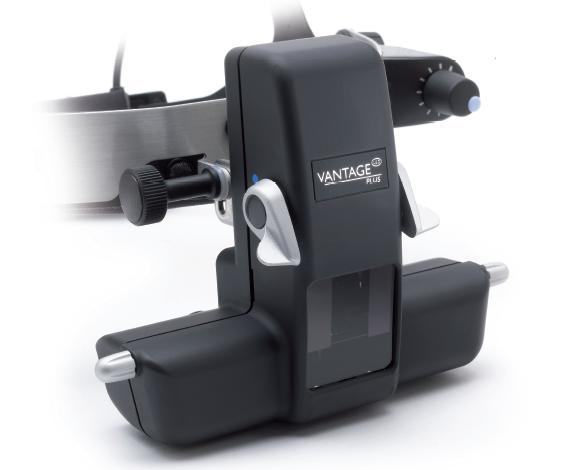 Keeler Vantage+ LED/Bulb Convertible Binocular Indirect