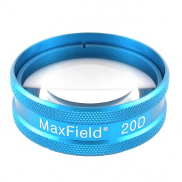 Maxfield 20D Lens Blue