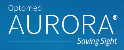 Optomed Aurora logo
