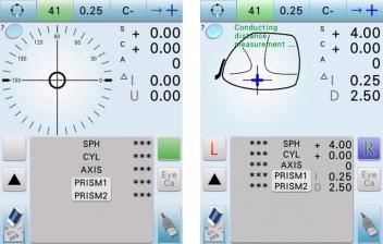 Nidek Auto Lensmeter LM-7P 2